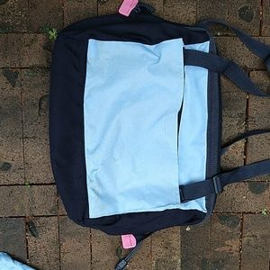 Lands' End Bags - Baby boy blue diaper bag